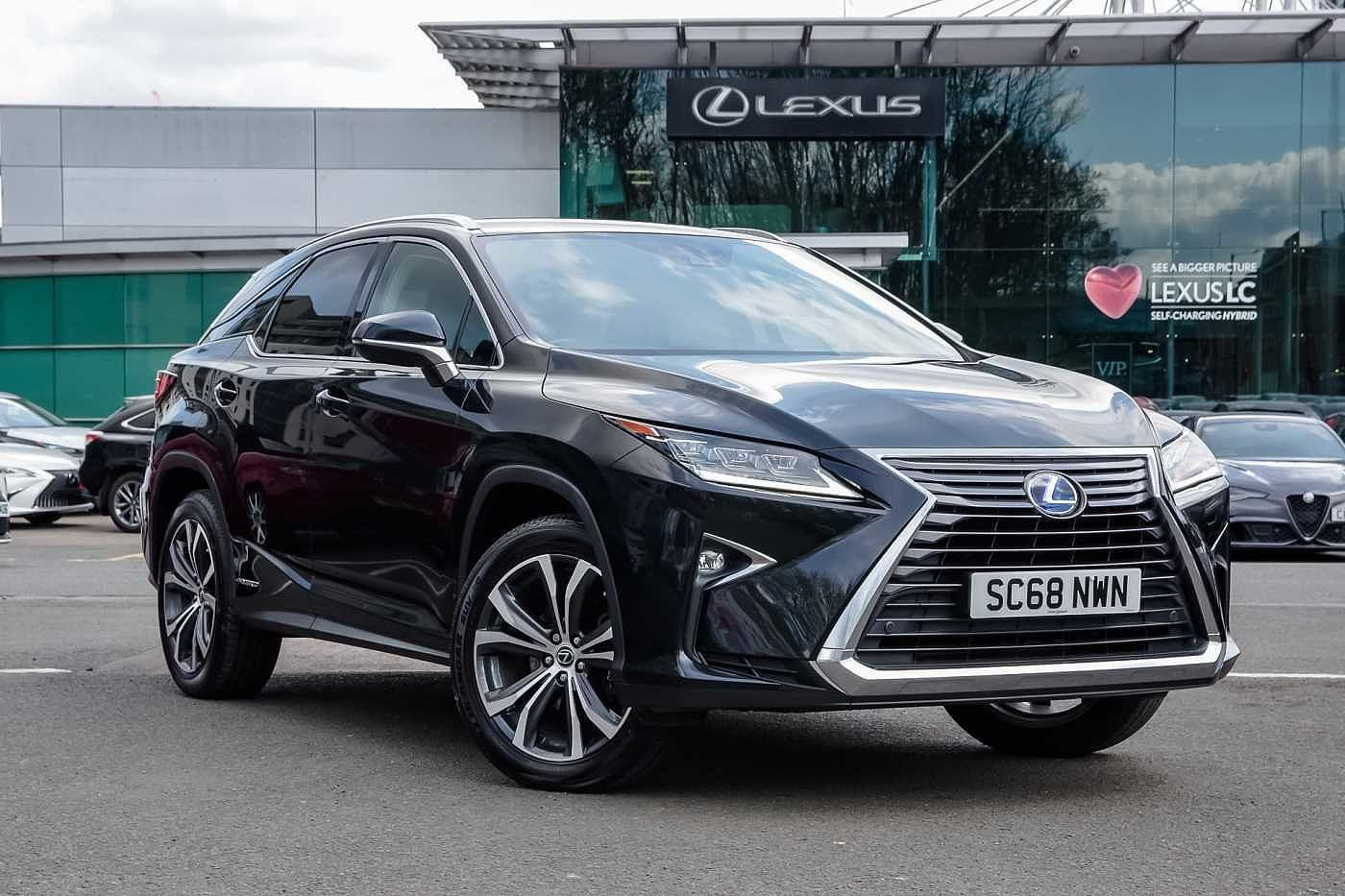 Used 2018 RX 450h Luxury