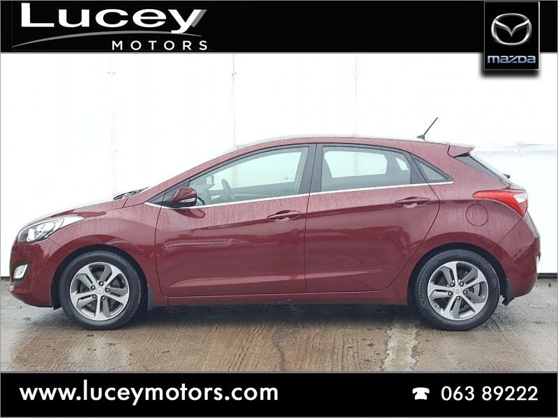 Used Hyundai i30 1.6 DSL DELUXE 5DR (2017 (171))