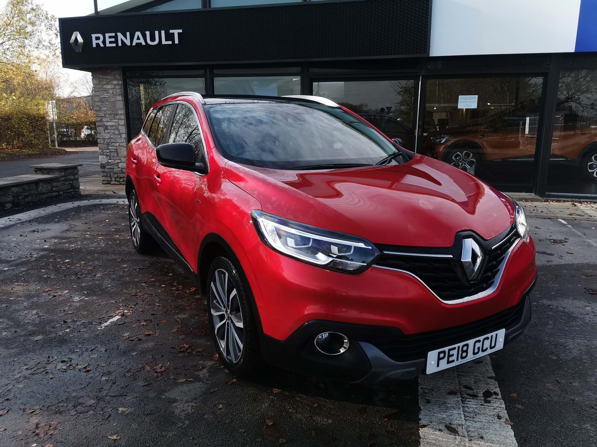 Renault Kadjar 1.6 TCe Signature S Nav (s/s) 5dr