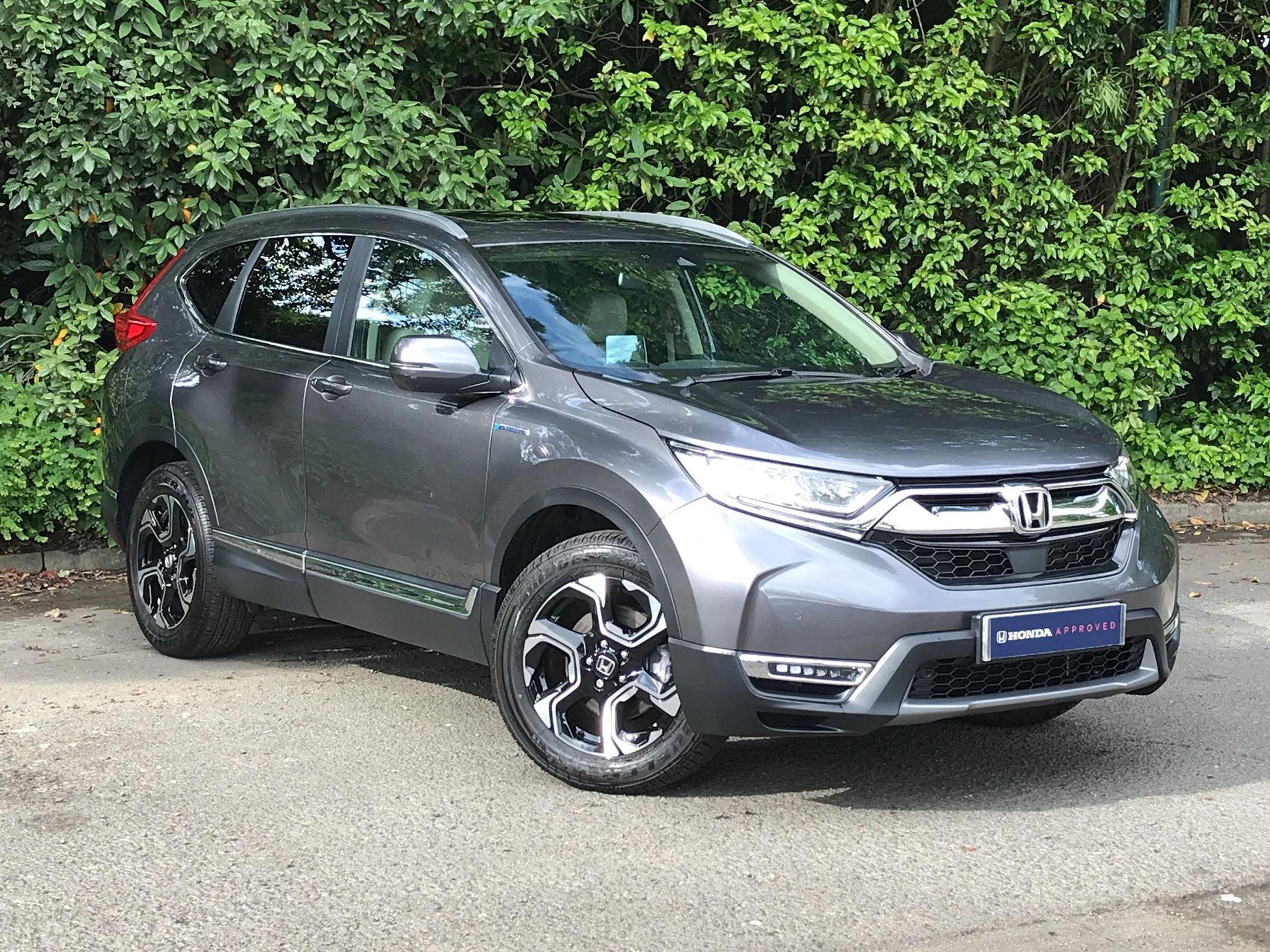 Honda CR-V 2.0 h i-MMD EX eCVT 4WD (s/s) 5dr