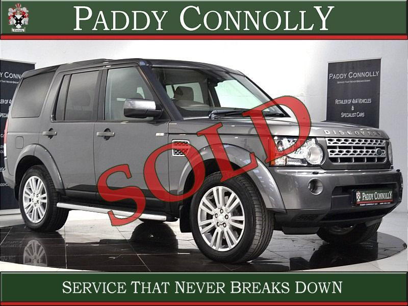 Land Rover Discovery *5 Seat N1 Bus.Class*