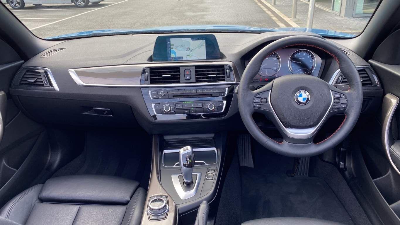 Image 4 - BMW 218i Sport Convertible (CX67MOA)