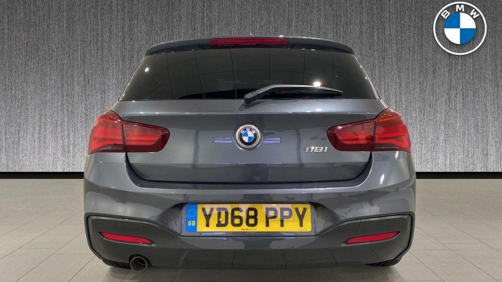 Image 15 - BMW 118i M Sport Shadow Edition 5-door (YD68PPY)