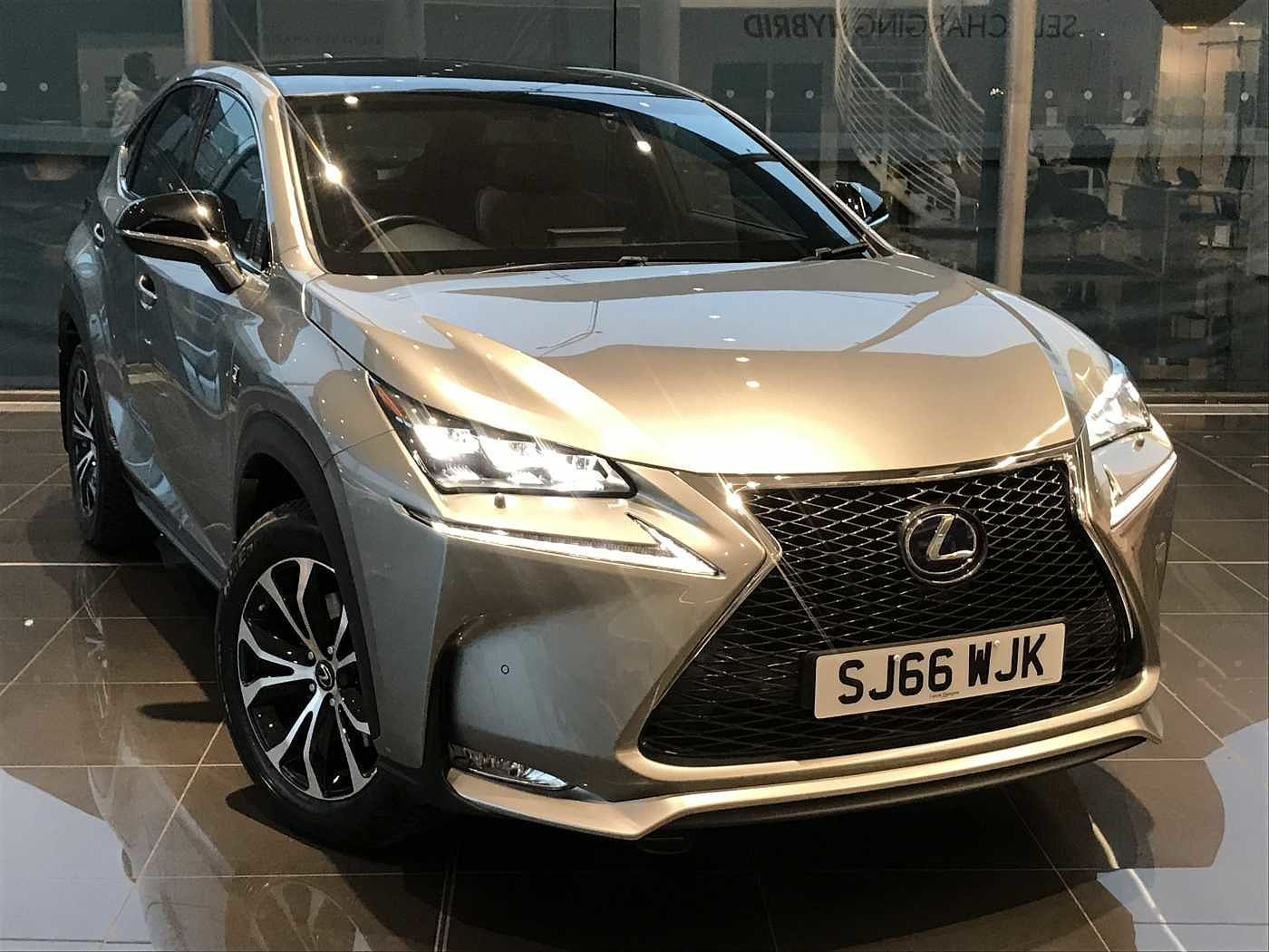 Lexus NX Unspecified