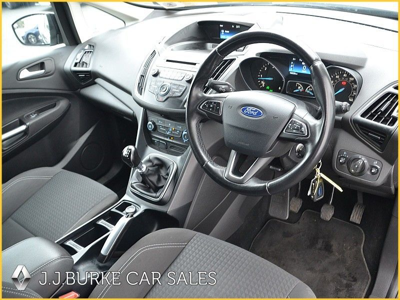 Used Ford Grand C-Max ZETEC 1.5 TDCi 120PS (2016 (161))