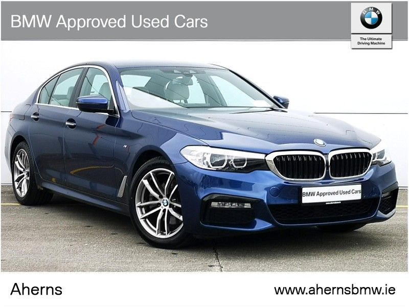 BMW 5 Series 520d M Sport Saloon