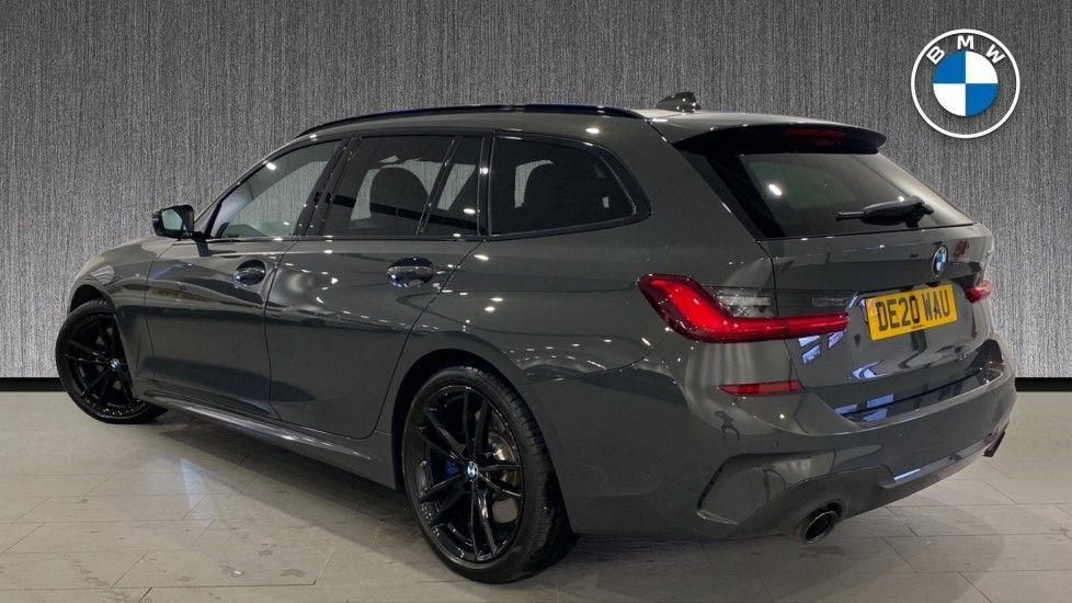 Image 2 - BMW 330d M Sport Pro Edition Touring (DE20WAU)
