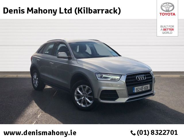 Audi Q3 2.0 TDI 150 SE @ DENIS MAHONY KILBARRACK