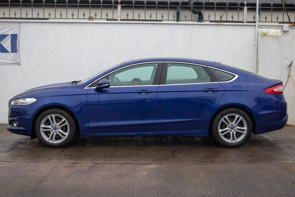 Used Ford Mondeo 5DR 1.5 TDCI 120PS 4DR (2018 (181))