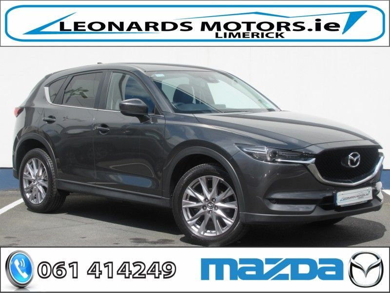 Mazda CX-5 EXECUTIVE SE LUX PACK 4DR