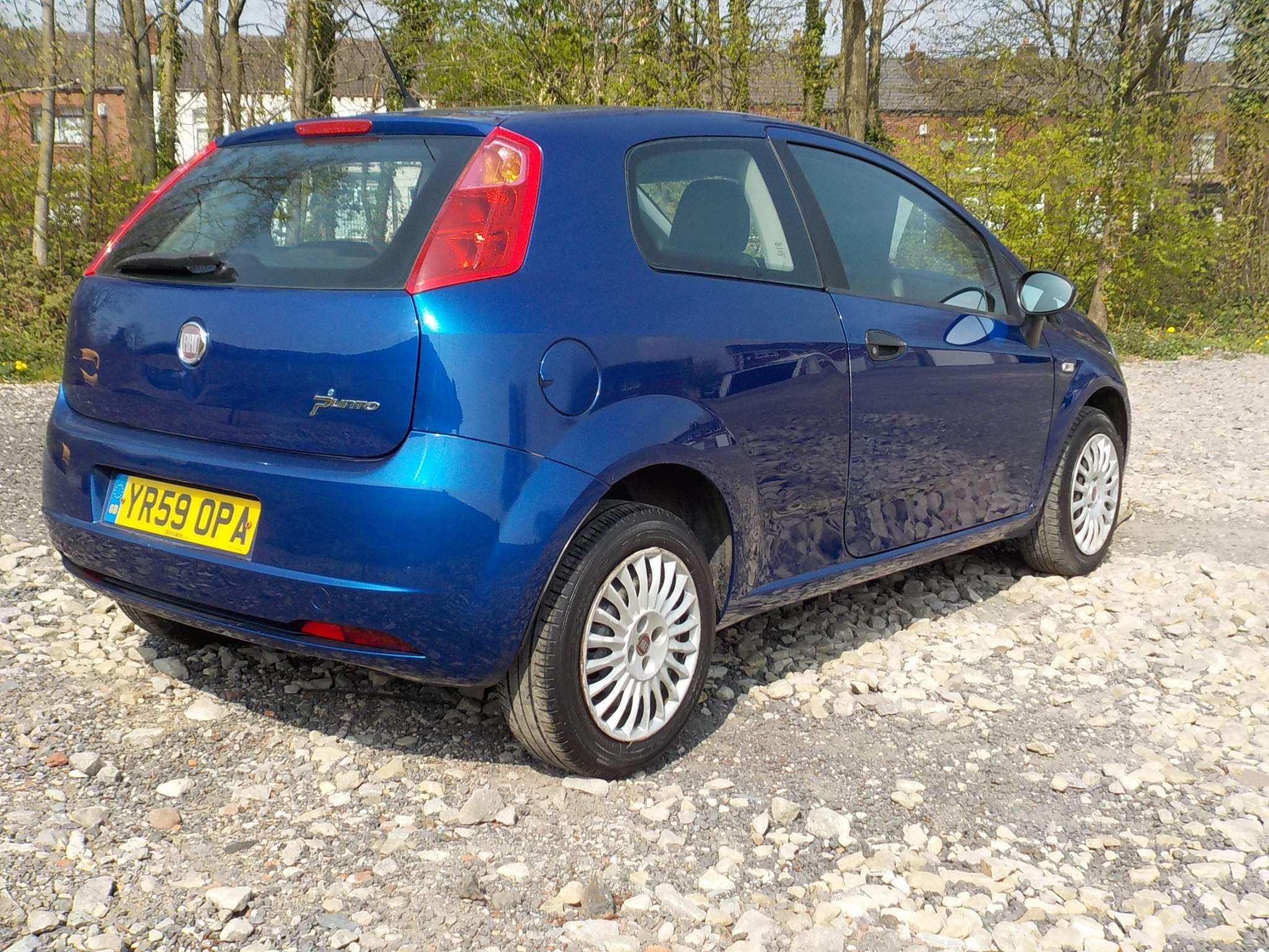 Fiat Grande Punto 1.4 Active 3dr