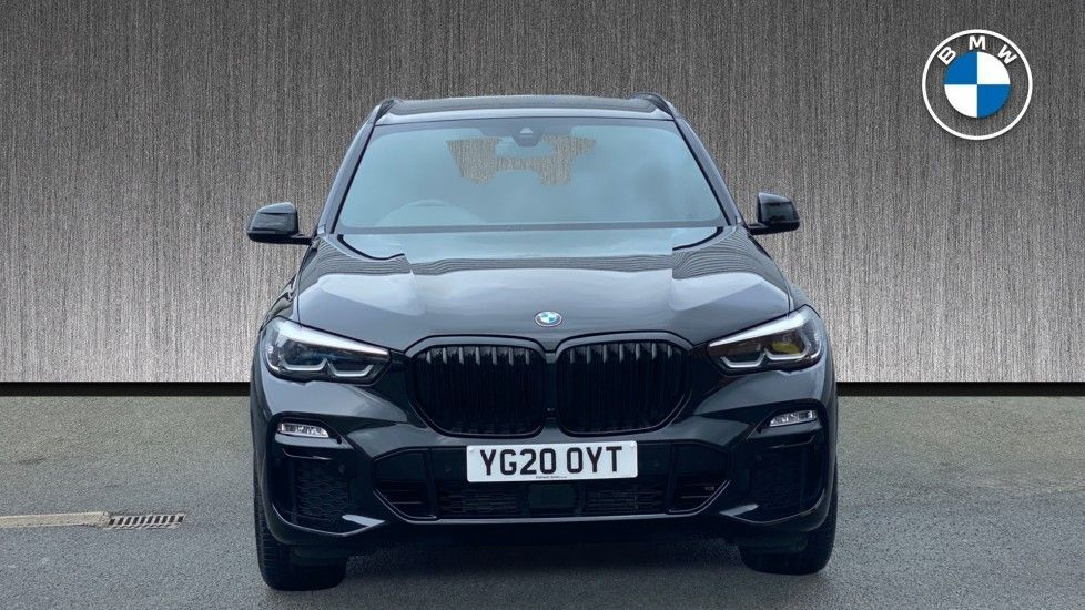 Image 16 - BMW xDrive30d M Sport (YG20OYT)
