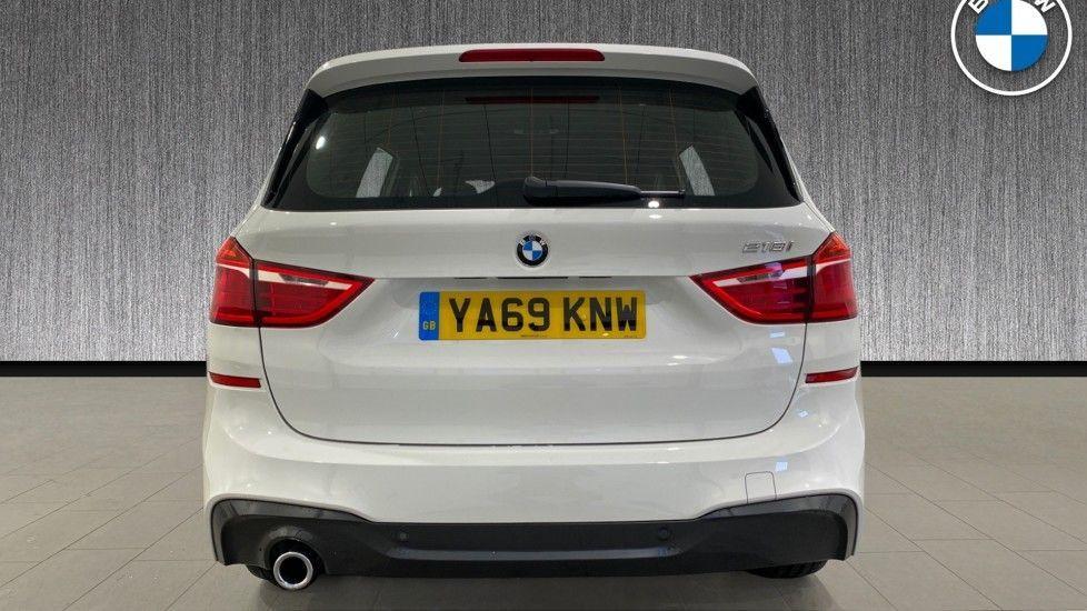 Image 15 - BMW 218i M Sport Gran Tourer (YA69KNW)