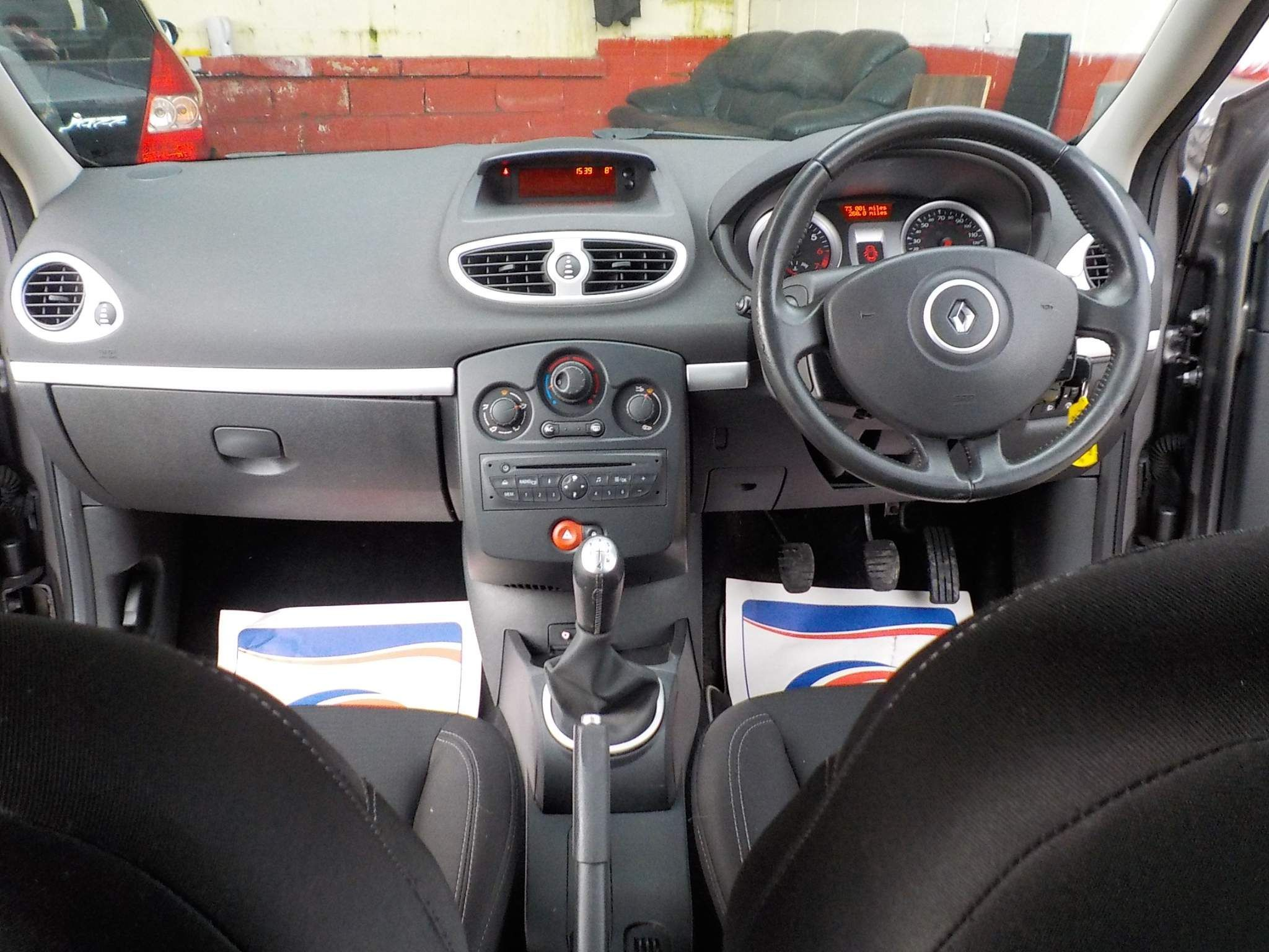 Renault Clio 1.2 16v Dynamique Sport Tourer 5dr