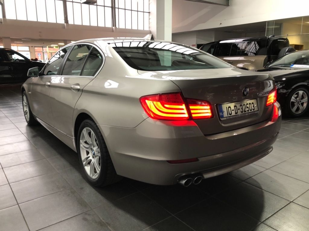 Used BMW 5 Series 520 D SE 7 SPEED FW12 4DR AUTO (2010)