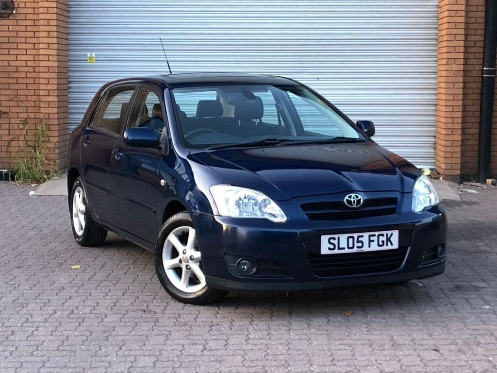 Cheap Toyota Corolla cars for sale on Auto Trader UK