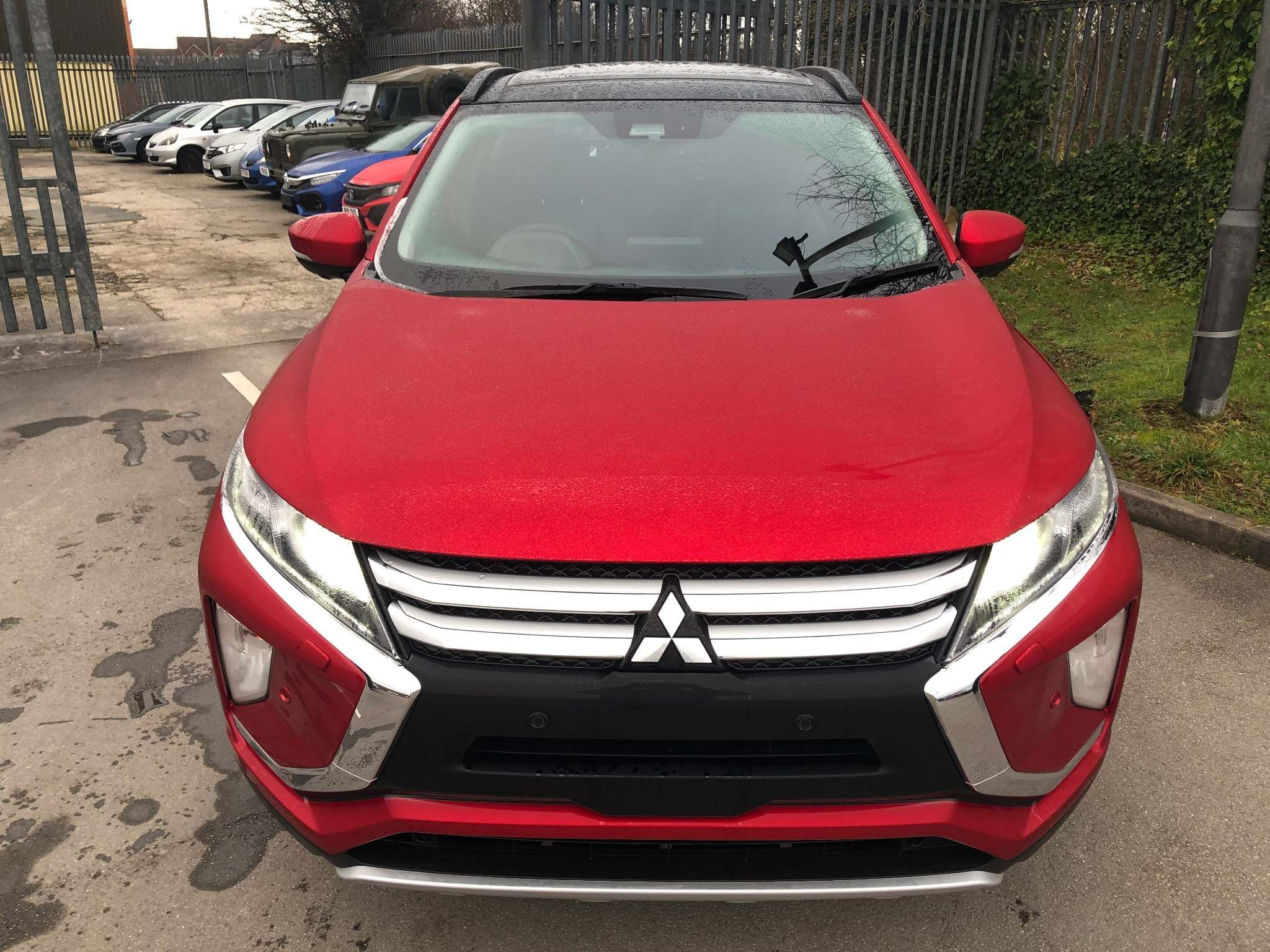 Mitsubishi Eclipse Cross Images
