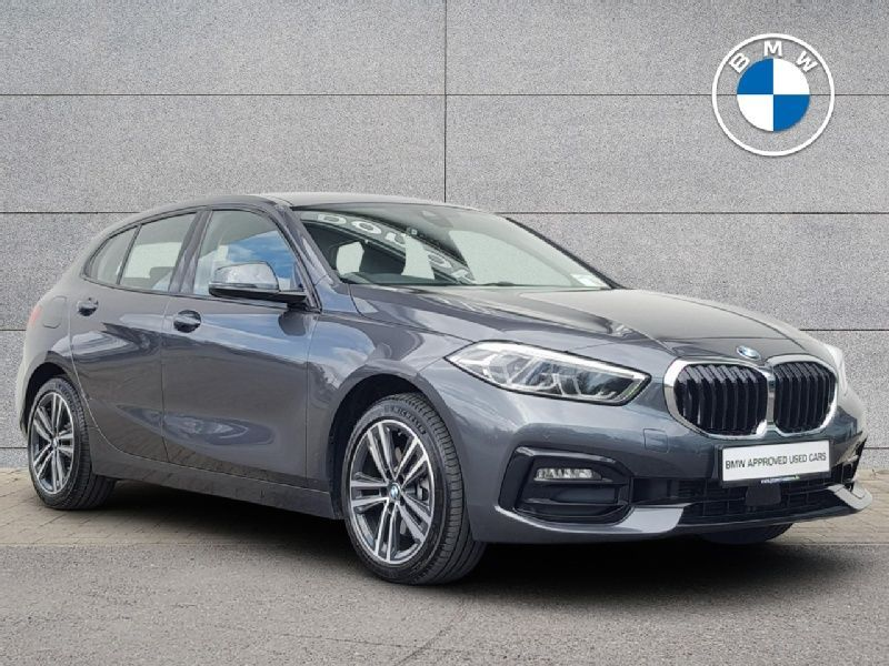 Used BMW 1 Series 118d Sport (2021 (211))
