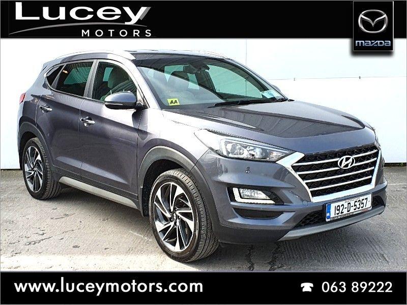 Hyundai Tucson DSL // EXEC PLUS// BEIGE LEATHER