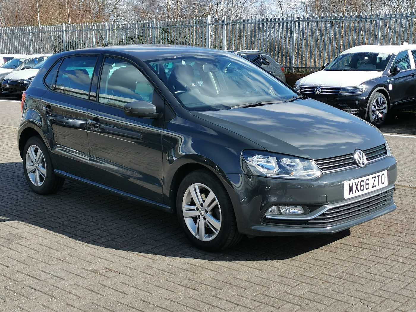 Volkswagen Polo 1.0 BlueMotion Tech Match (s/s) 5dr