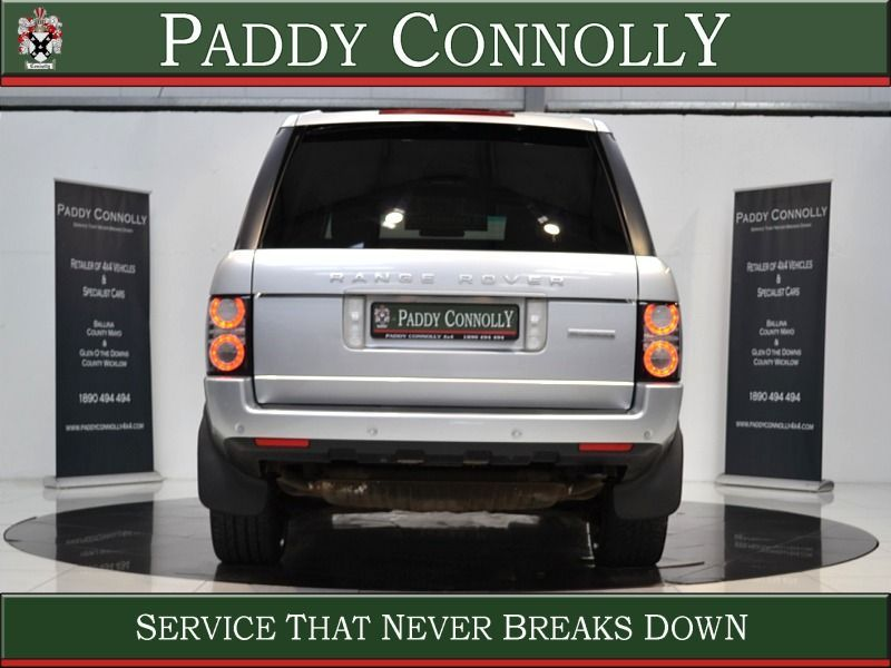 Used Land Rover Range Rover *2 Seat Commercial* TDV8 WESTMINSTER (2012)