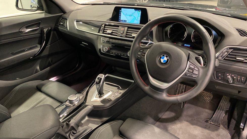 Image 4 - BMW 220i Sport Coupe (YG69GFJ)