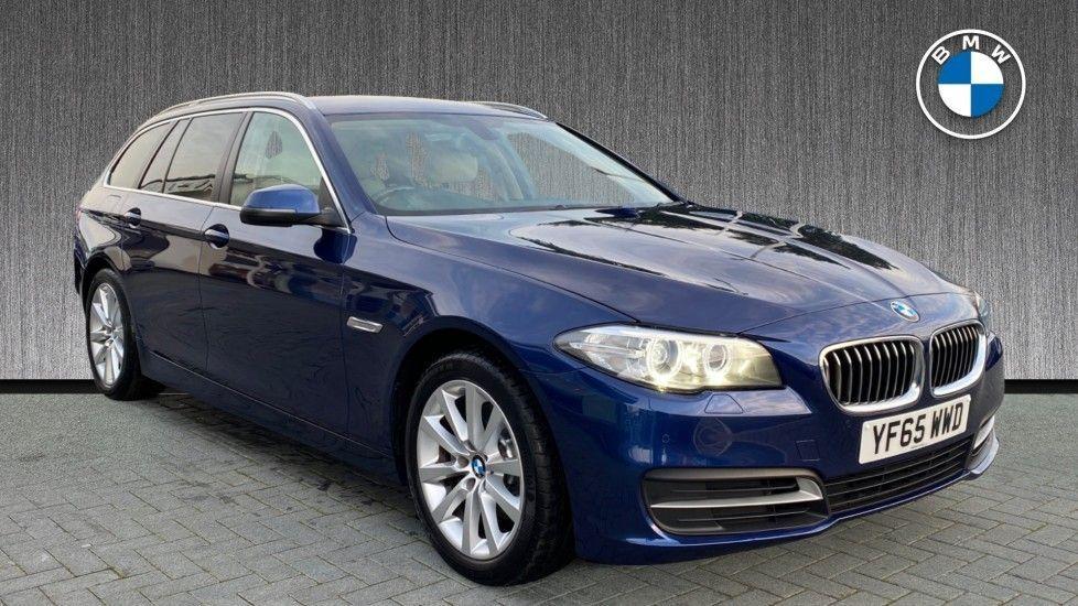 Image 1 - BMW 520d SE Touring (YF65WWD)