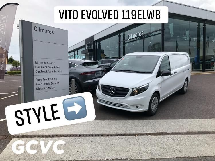 Mercedes-Benz Vito 119 Extra Long Automatic STYLE