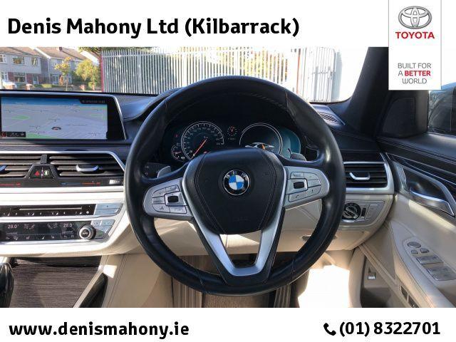 Used BMW 7 Series 730D M SPORT AUTO @ DENIS MAHONY KILBARRACK (2018 (181))
