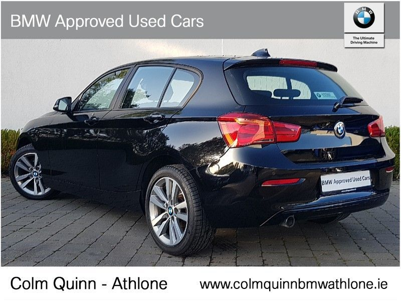 Used BMW 1 Series 116d Sport 5-Door (2015 (152))