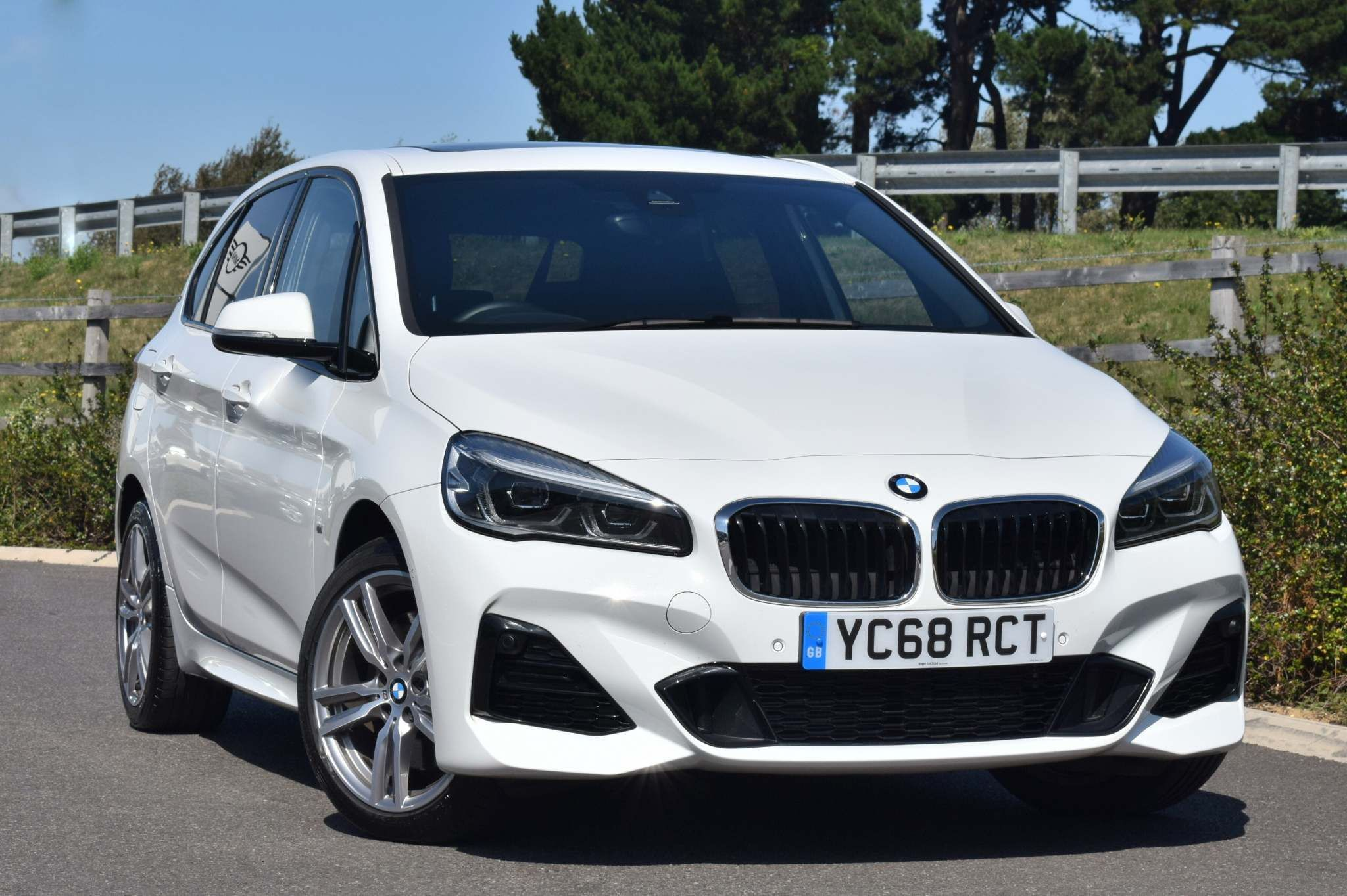 Hybrid Petrol Electric Plug In Bmw 2 Series Active Tourer