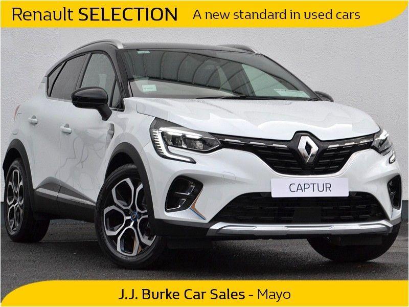 Renault Captur E-TECH Edition PHEV 160bhp Auto Plug In Hybrid
