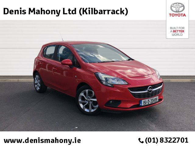 Opel Corsa EXCITE 1.4 5DR AUTO @ DENIS MAHONY KILBARRACK