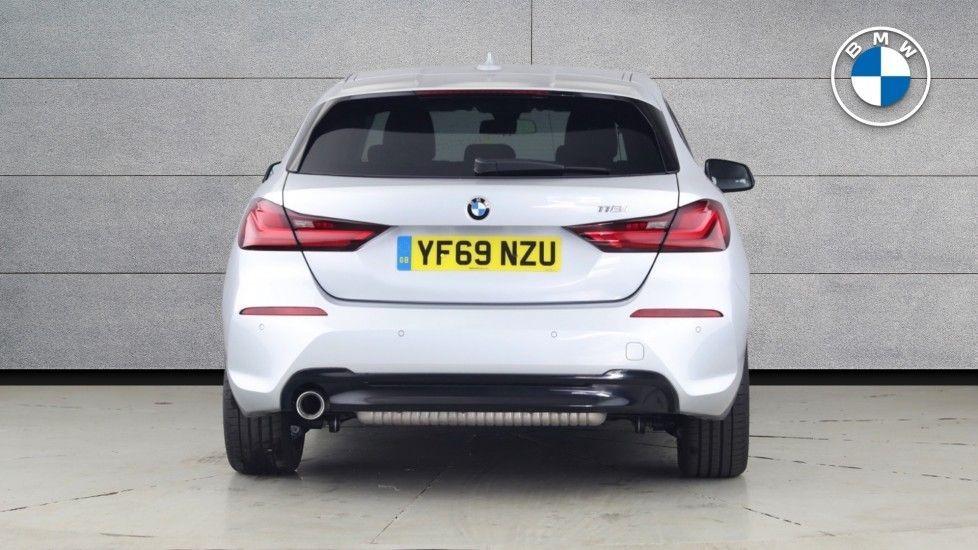 Image 15 - BMW 118i Sport (YF69NZU)