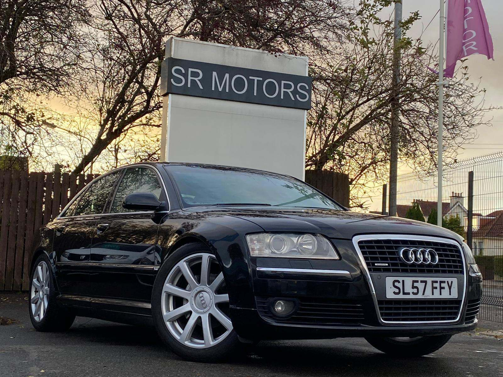 2007 Audi A8 Used Cars For Sale Autotrader Uk