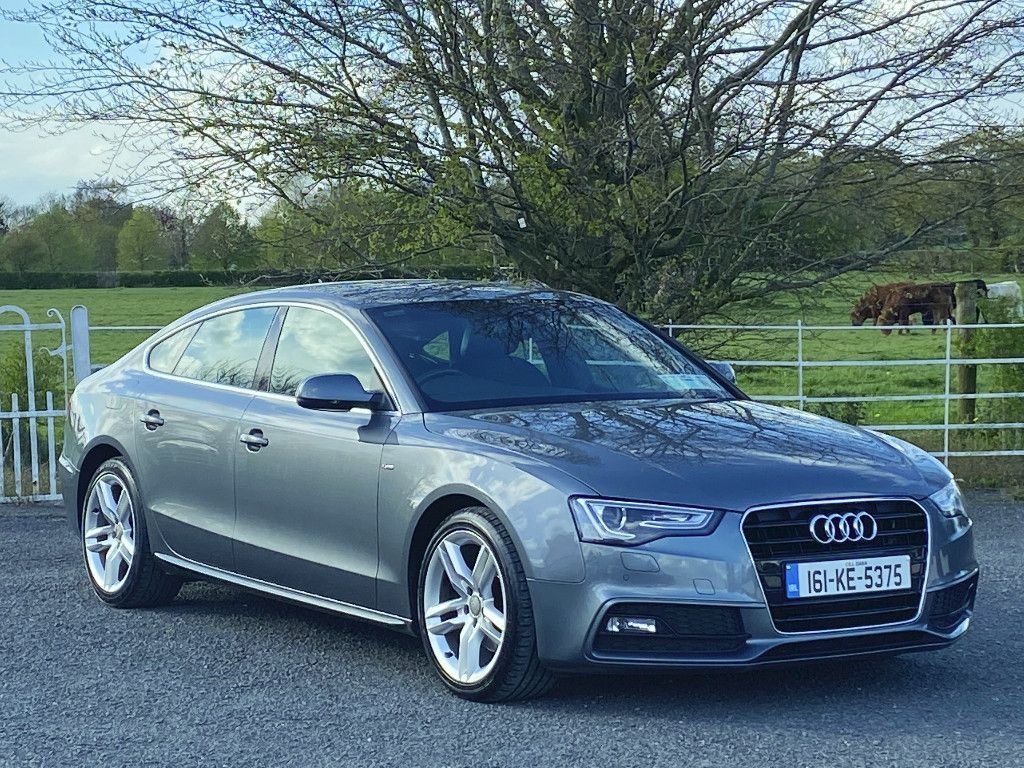Audi A5 2.0 S-Line 190BHP Sportsback sold  Auto // Immaculate Condition