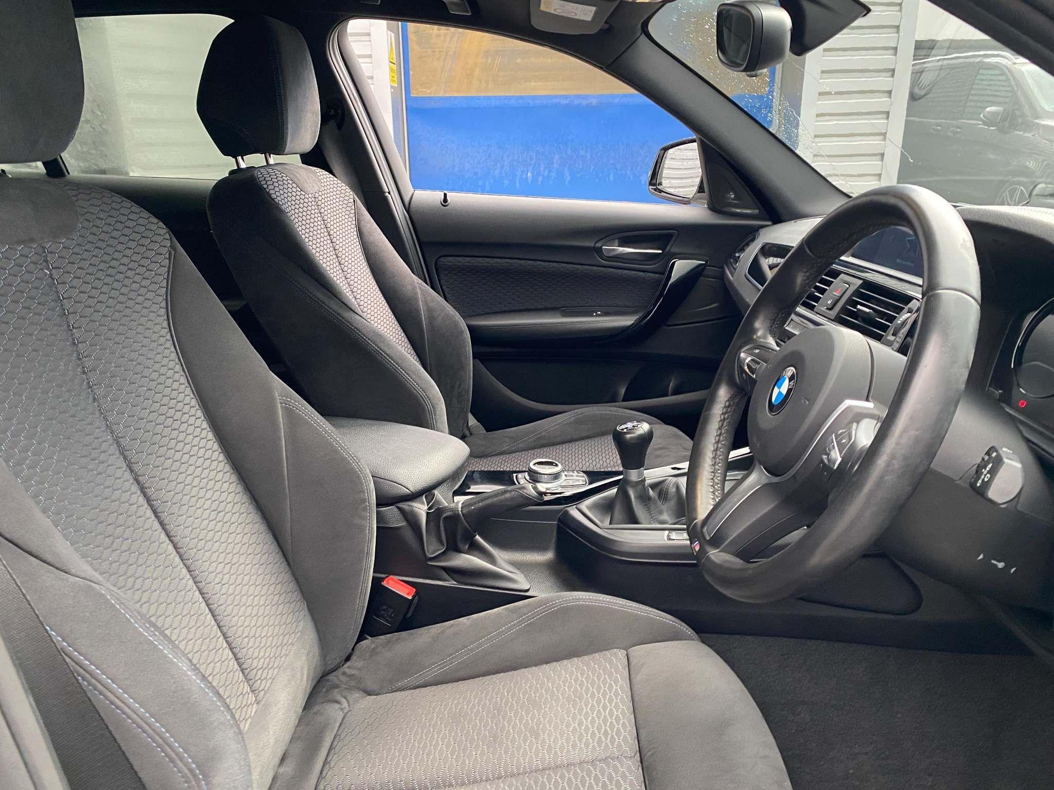 Image 19 - BMW 120d M Sport Shadow Edition 5-door (MF67SFO)