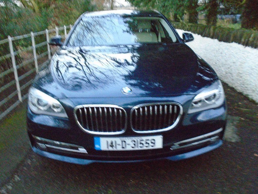 BMW 7 Series 730 D F01 SE 4DR AUTO SE AUTO