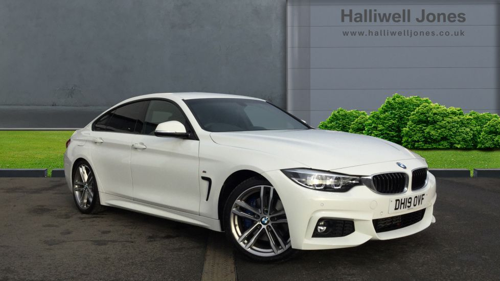 Image 1 - BMW 420d M Sport Gran Coupe (DH19OVF)