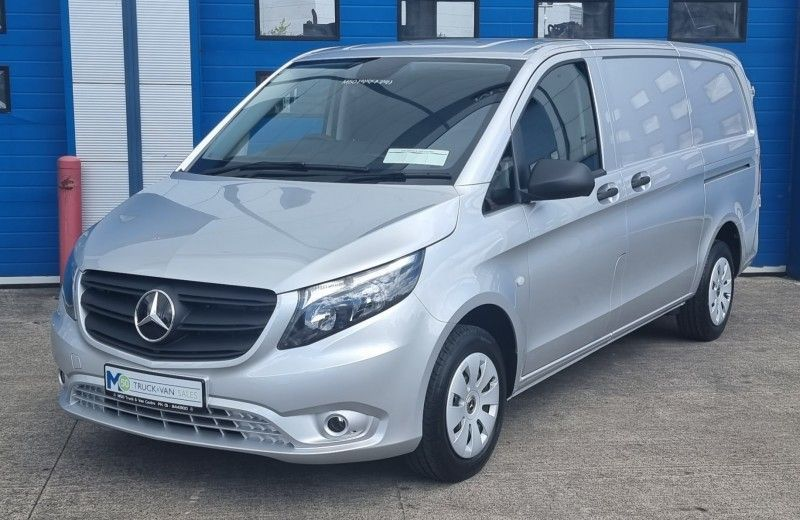 Mercedes-Benz Vito 114L Auto Style Pack, High Spec - €2,500 Scrappage Offer