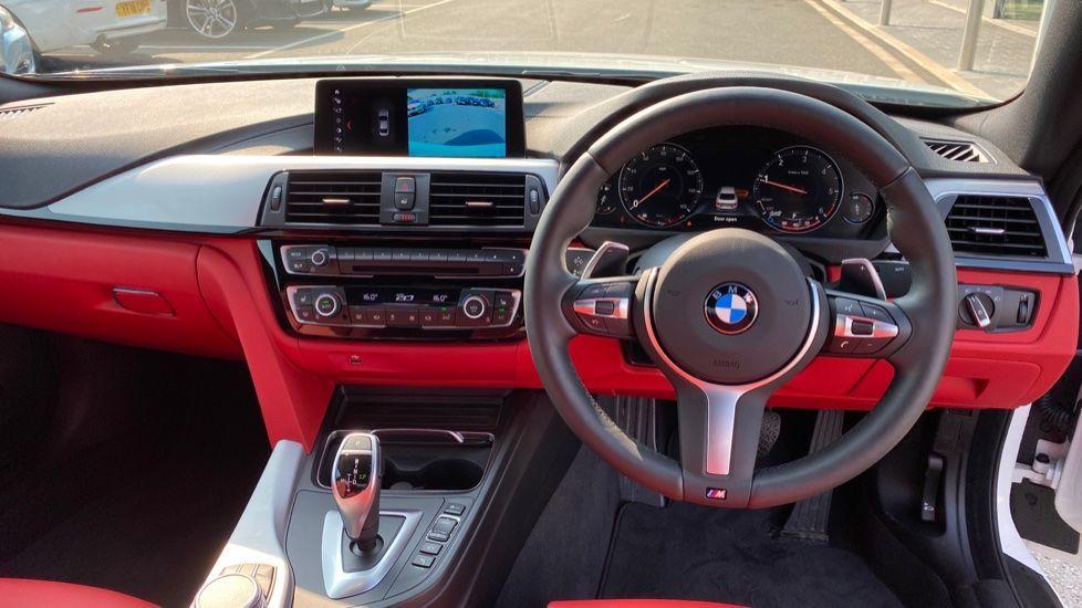 Image 8 - BMW 420d M Sport Coupe (YC69GWX)