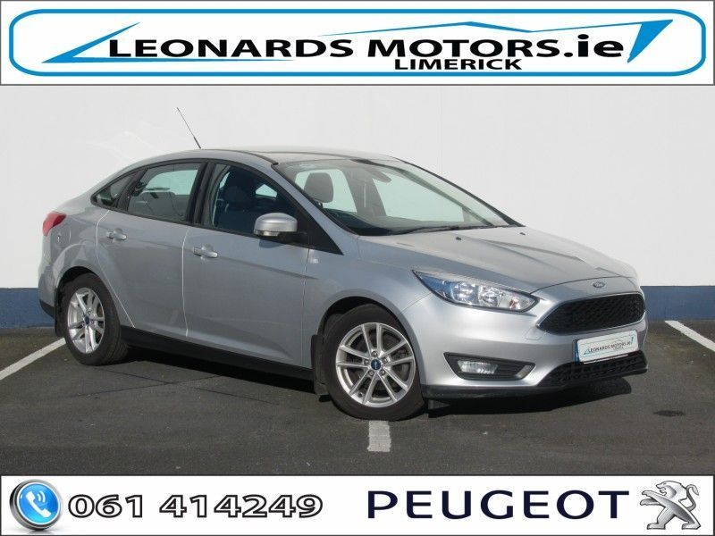 Ford Focus STYLE 1.6TDCI 95PS 4DR