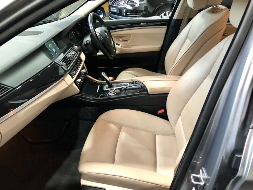 Used BMW 5 Series 520 D F10 SPORT  AUTO (2010)