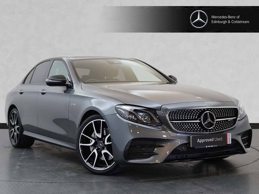 /Mercedes-Benz E-Class Saloon
