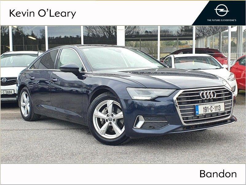 Audi A6 2.0TDI 204HP S-TRONIC SE 4DR