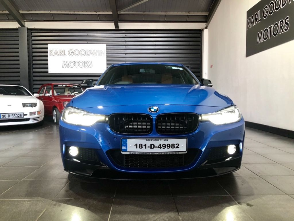 Used BMW 3 Series 330 E M SPORT PLUS SHADOW EDITION M PERFORMANCE (2018 (181))