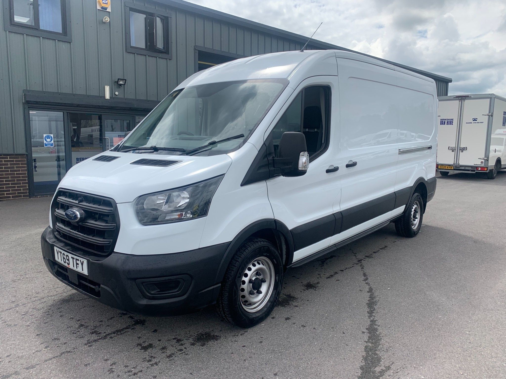 FordTransit 350 LWBPanel Van For Sale
