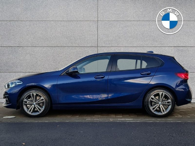 Used BMW 1 Series 118i Sport from €89 Per Week (2021 (211))