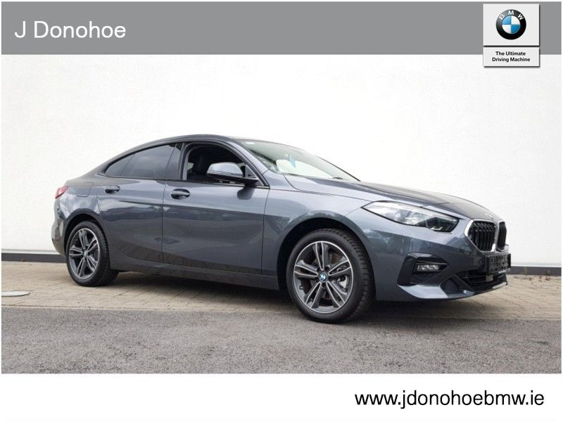 BMW 2 Series NEW202 Plate Gran Coupe - From €66 Per Week