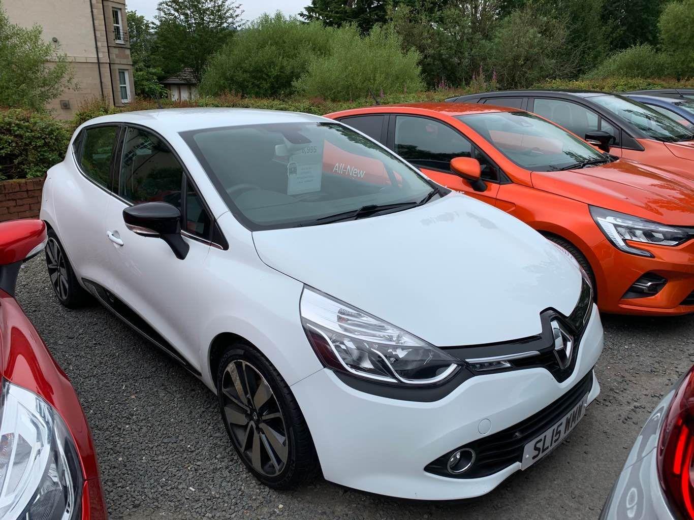 Renault Clio D-que S M-nav Nrg Tc